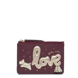 Radley Love is in the Air Port Small Zip Top Purse