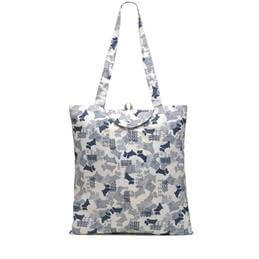 Radley Data Dog Foldaway Tote Bag