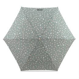 Radley Vintage Dog Spot Sage Mini Telescopic Umbrella