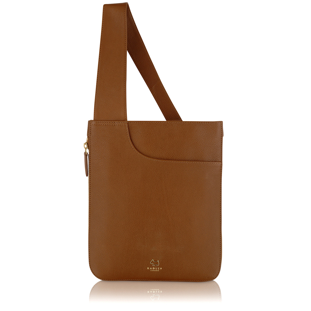 ... Radley Pockets Medium Zip Top Cross Body Bag AW17