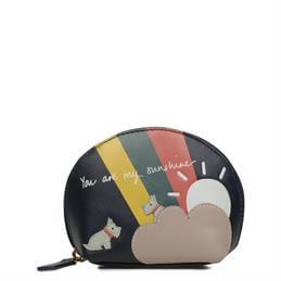 Radley You Are My Sunshine Ink Blue Small Coin Purse