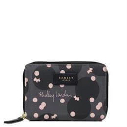 Radley Clouds Hill Medium Zip Around Purse
