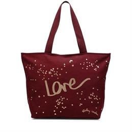 Radley Love Large Zip Top Tote Bag