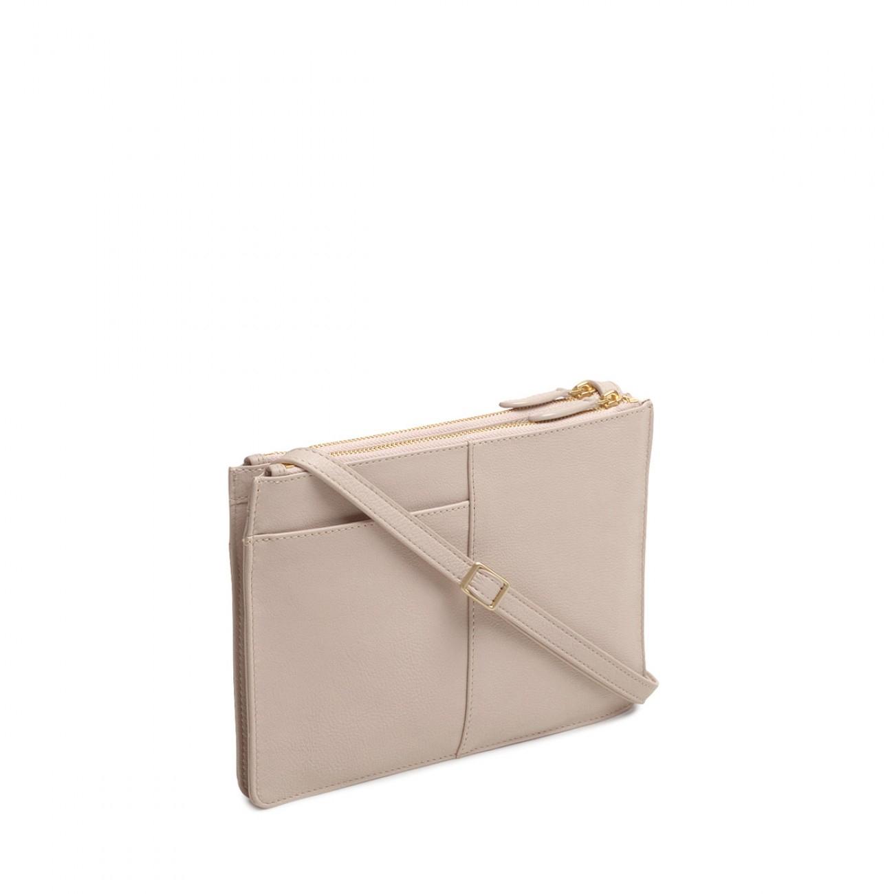 64089cbc7fb Radley Dove Grey Pockets Medium Multi Compartment Cross Body Bag ...
