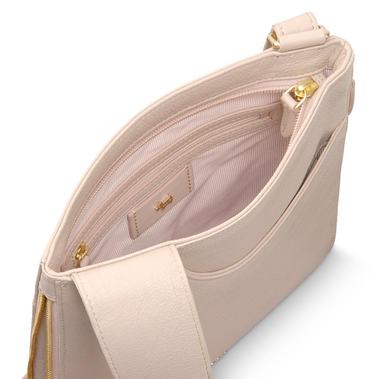 3e07cf9a6cc Radley Dove Grey Pockets Medium Zip Around Cross Body Bag | Jarrold ...