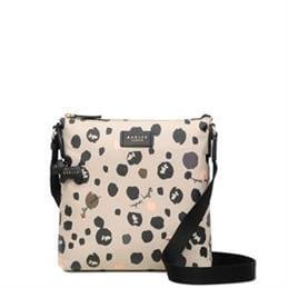 Radley Bubble Dog Small Zip Top Cross Body Bag