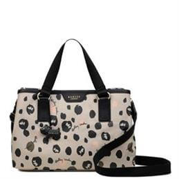 Radley Bubble Dog Medium Zip Top Multiway Bag