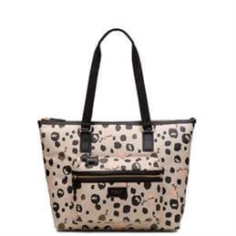 Radley Bubble Dog Large Zip Top Tote Bag