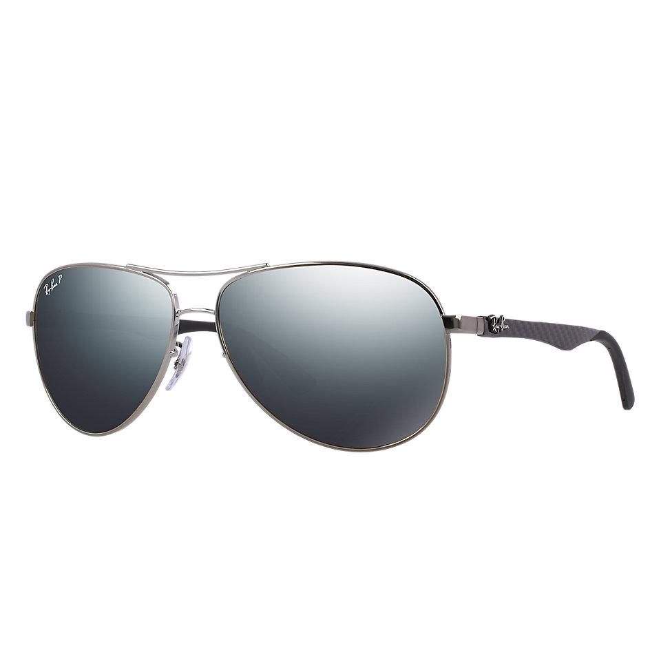 43939b71600 ... italy ray ban aviator carbon fibre sunglasses 029 71 d01d0 60797