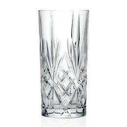 RCR Melodia Crystal Highball Glass