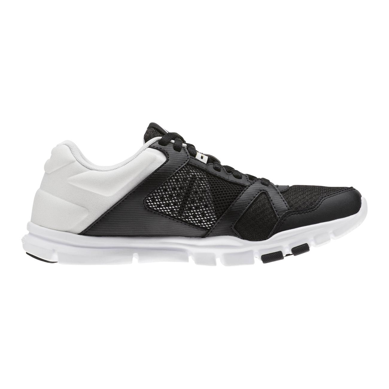 Reebok Women s Yourflex Trainette 10 MT Fitness Shoe- Black  24ae4515e
