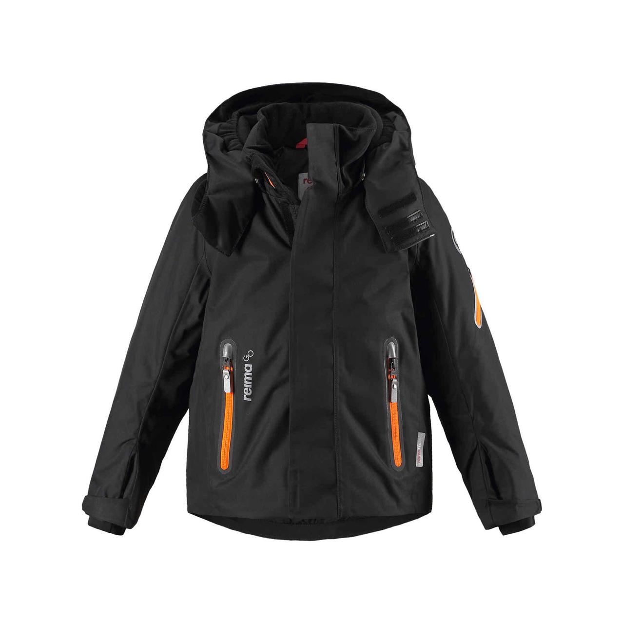 57134b9cff Reima Tec Kid s Winter Regor Jacket- Black