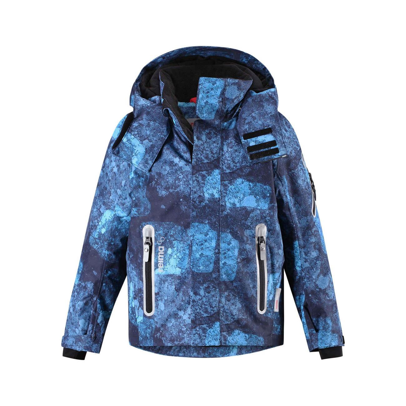 6c93997458 Reima Tec Kid s Winter Regor Jacket- Navy