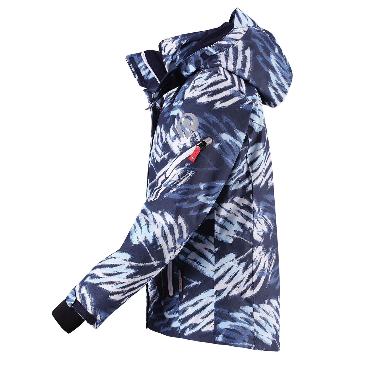 20836231d0 Reima Kid s Winter Frost Ski Jacket- Navy