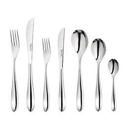 Robert Welch Deta Bright 56 Piece Cutlery Set