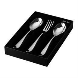 Robert Welch Iona Bright 3 Piece Serving Set