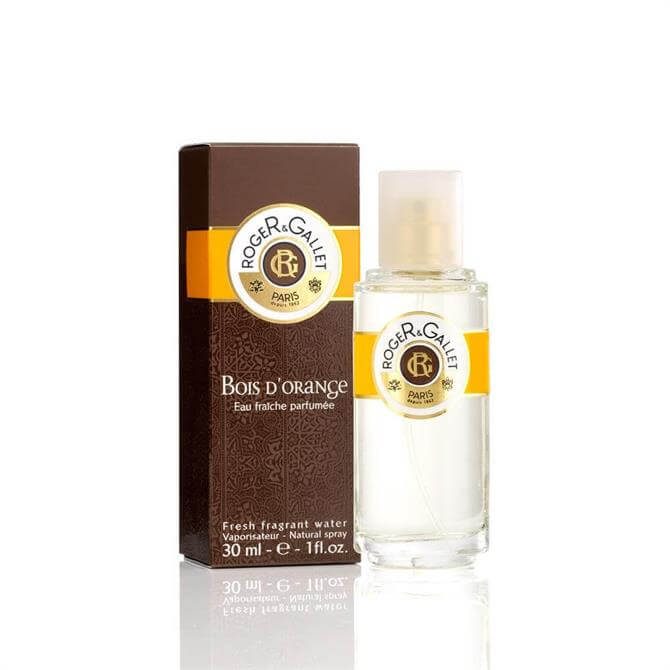 Roger & Gallet Bois d'Orange Fragrant Water Spray 30ml