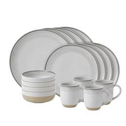 Royal Doulton Ellen DeGeneres Brushed Glaze 16-Piece Dining Set