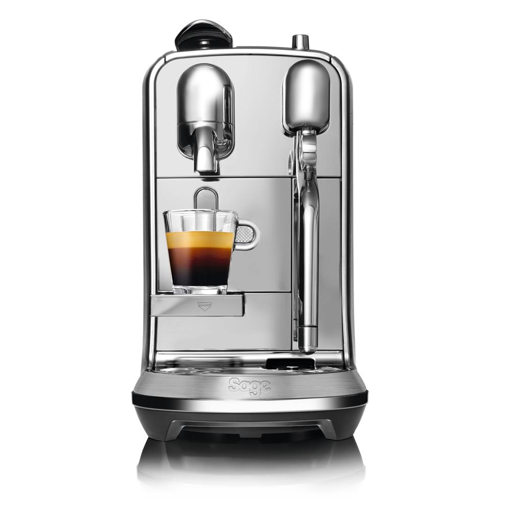 Nespresso Creatista Plus Coffee Machine by Sage: Stainless ...