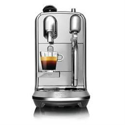 Nespresso Creatista Plus Coffee Machine by Sage: Stainless Steel