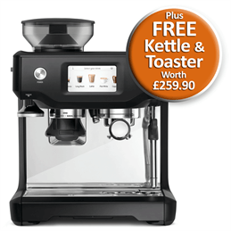 Sage Barista Touch (Black Truffle) Plus Free Kettle & Free Toaster