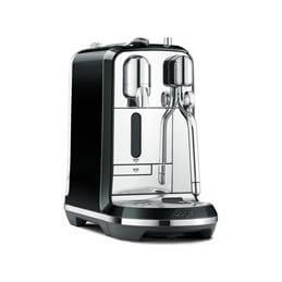 Nespresso Creatista Coffee Machine By Sage: Black