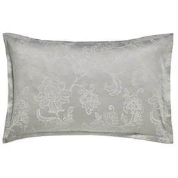 Sanderson Oxford Pillowcase: Dove Silver (Single)
