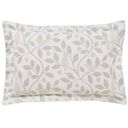 Sanderson Home Damson Tree Oxford Pillowcase