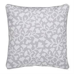 Sanderson Home Dawn Chorus Silver Cushion