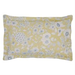 Sanderson Home Maelee Sunshine Oxford Pillowcase