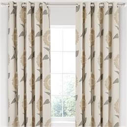 Sanderson Home Sundial Lined Curtains