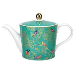 Sara Miller For Portmeirion Chelsea Collection Teapot
