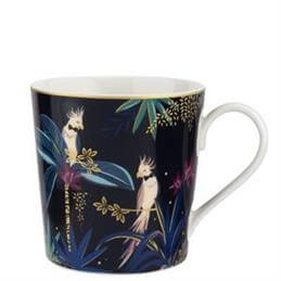 Sara Miller London Cockatoo Tahiti Mug