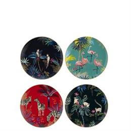 Sara Miller London Assorted Tahiti Side Plate