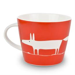 Scion Mr Fox Standard Mug: Spiced Amber