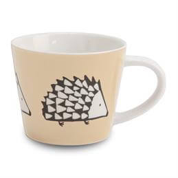 Scion Spike The Hedgehog Standard Mug: Birch