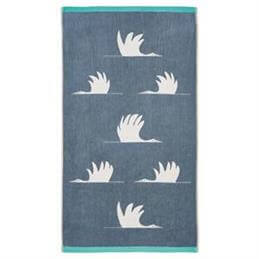 Scion Colin Crane Chalky Cool Lagoon Towel