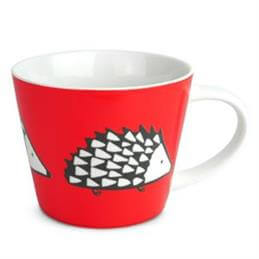 Scion Spike The Hedgehog Large Mug: Red