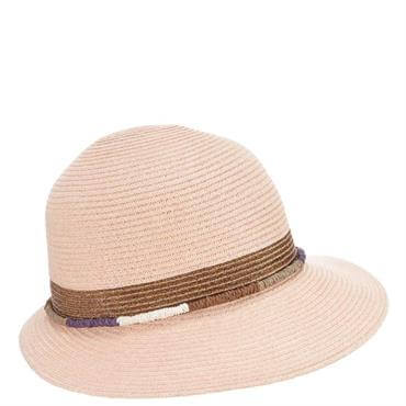 46693469b53 ... Seeberger Straw Barge Hat with Gloss Insert