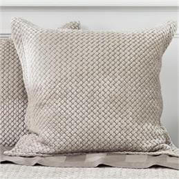Sheridan Dupas Wicker Square European Pillow Sham