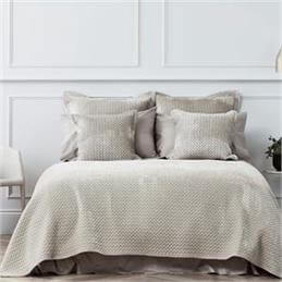 Sheridan Dupas Wicker Throw