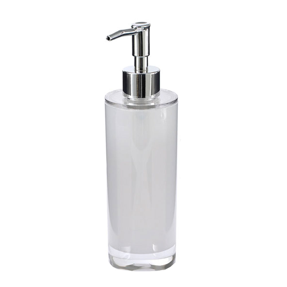 Showerdrape Ice Collection Soap Dispenser | Bathroom Accessories ...