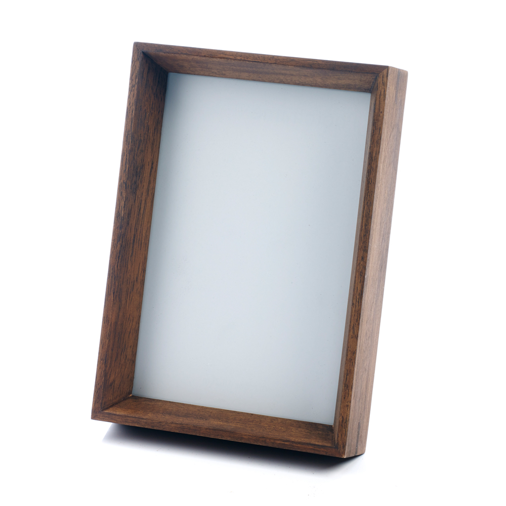 Sixtrees Juniper Teak Wood Photo Frame | Photo & Picture Frames ...