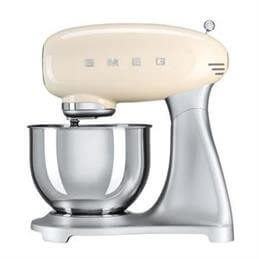 Smeg Stand Food Mixer: Cream