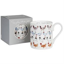 Sophie Allport Lay a Little Egg Mug - Large