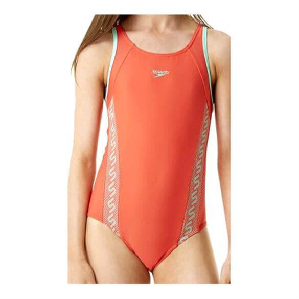 13242e49f773c Speedo Girls Monogram Muscleback | Girls Swimwear | Girls Swimwear |  Jarrolds Norwich, Norfolk