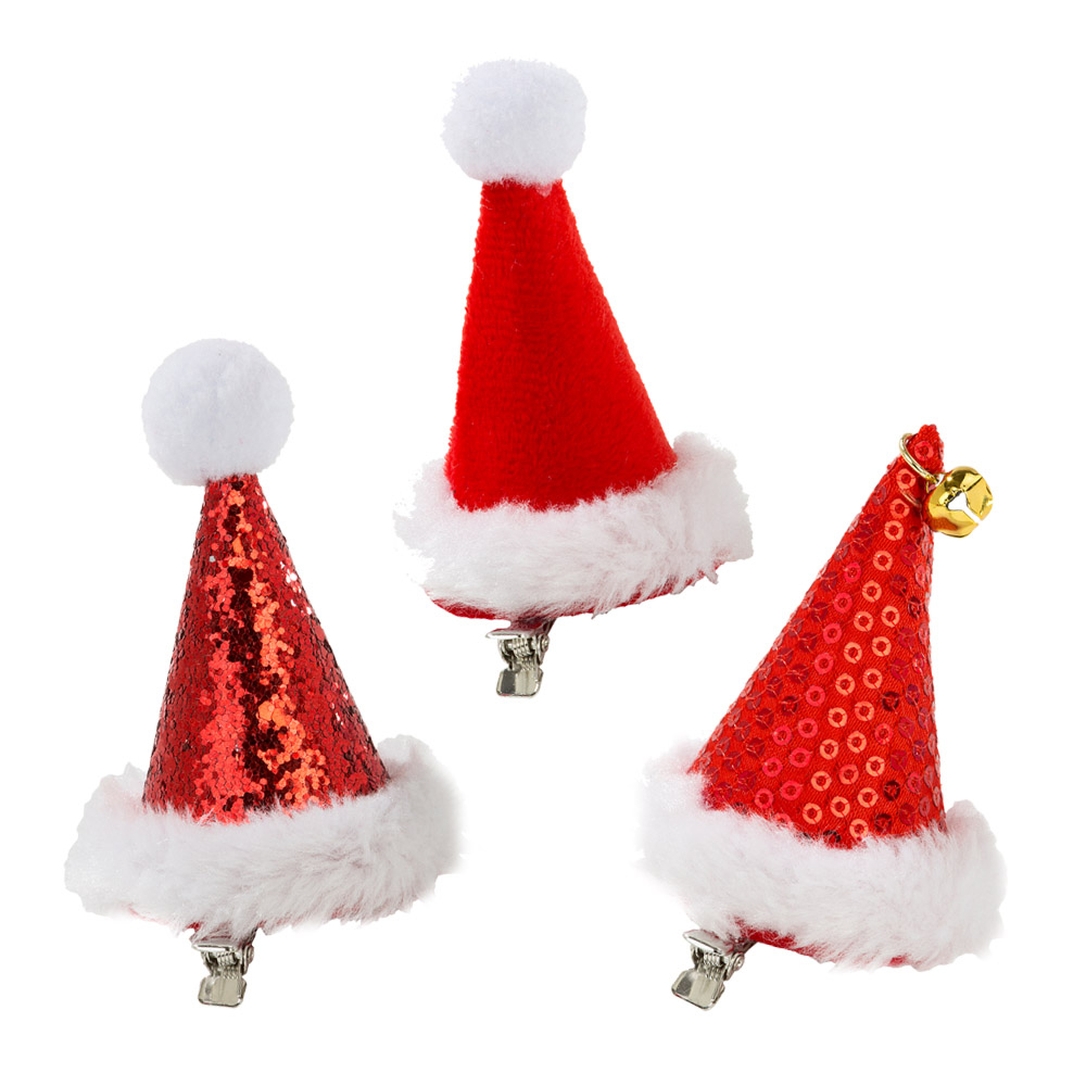 Talking Tables Christmas Entertainment Santa Hats (Only One is ...