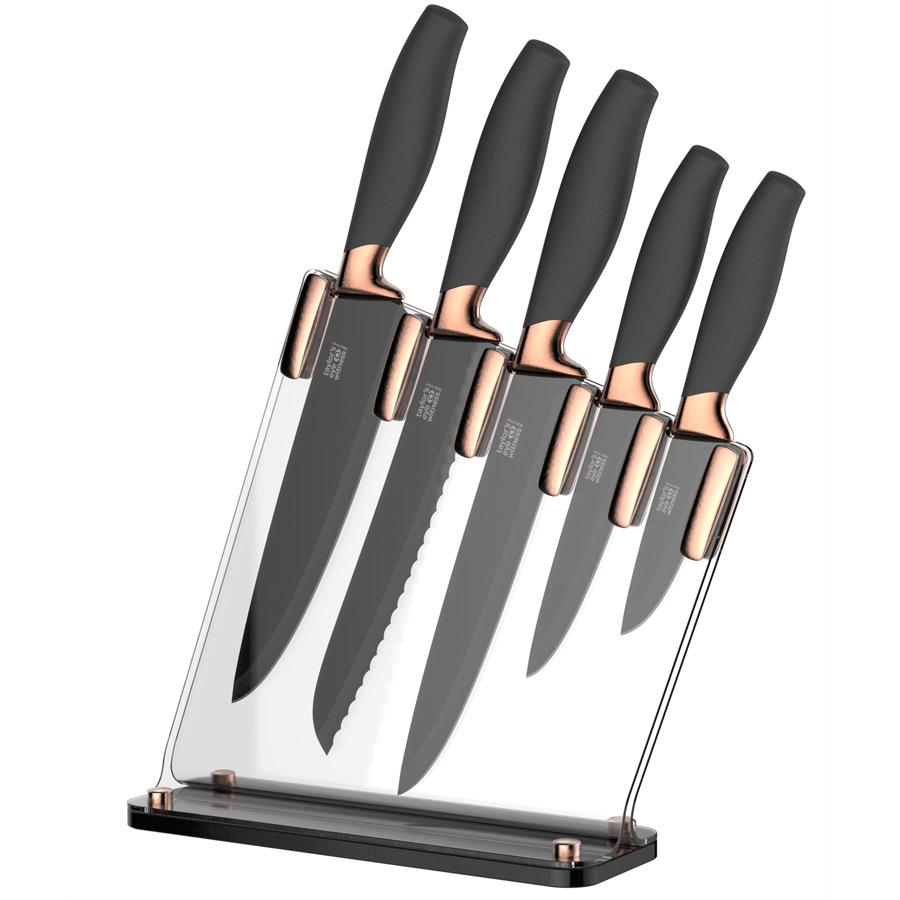 Amazon Com Kitchen Knife Set