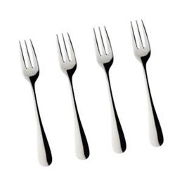 Taylor's Eye Witness Maple Set of 4 Cake Forks