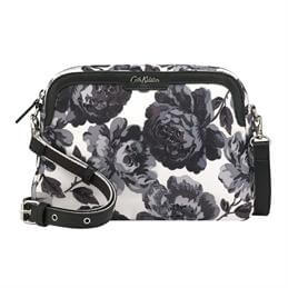 Cath Kidston Peony Blossom Aster Cross Body Bag